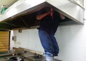 西安厨房管道清洗