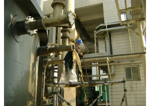 西安工业管道清洗