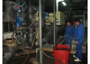 西安电力设备管道清洗